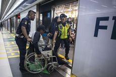 Jumlah Penumpang MRT Meningkat sejak Perluasan Ganjil Genap Diterapkan