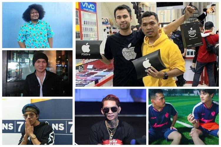 Tujuh artis dan YouTuber yang pernah berkolaborasi dengan Putra Siregar