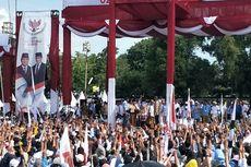 Di Kampanye Akbar, Prabowo sebut Rakyat Solo Ingin Perubahan Kepemimpinan