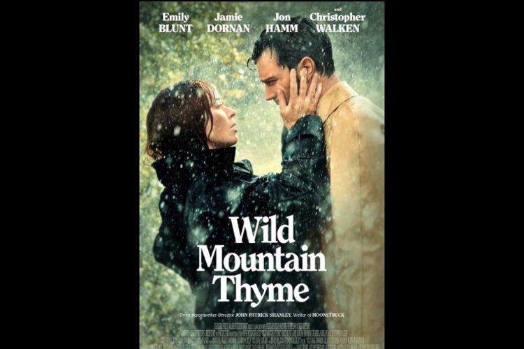 Poster film Wild Mountain Thyme (2020).