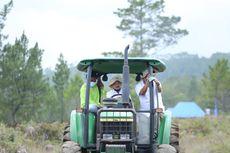 Mentan Proyeksikan Food Estate Hortikultura di Humbahas Rampung Pada 2023