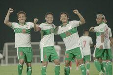 Lawan Timnas Indonesia, Pemain UEA Sebut Bukan Laga Mudah