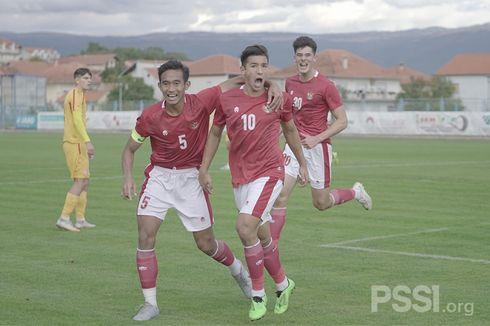 Libas Hajduk Split, Timnas U19 Indonesia Belum Kalah di 5 Laga Terakhir