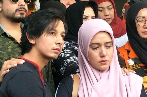 Reaksi Fairuz A Rafiq Saat Tahu Galih Ginanjar Dijebloskan ke Sel Tikus