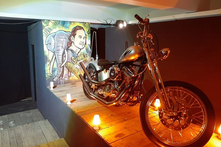 Wahana The Fantasy World di IIMS Motobike Expo 2019