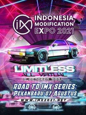 Road to IMX 2021 Pekanbaru