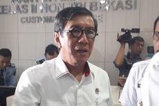 Jokowi Kritik Kinerja Para Penegak Hukum dan HAM, Ini Respons Yasonna