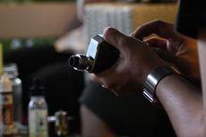 Konsumen Diminta Hati-hati Beli Cairan Rokok Elektrik Tanpa Pita Cukai