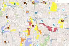 Ada Ratusan Titik Banjir di Jakarta Hari Ini, Terparah sampai 3 Meter di Cawang