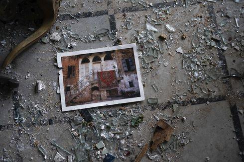 Ledakan Lebanon Telah Sebulan Berlalu, Pencarian Korban Masih Dilakukan