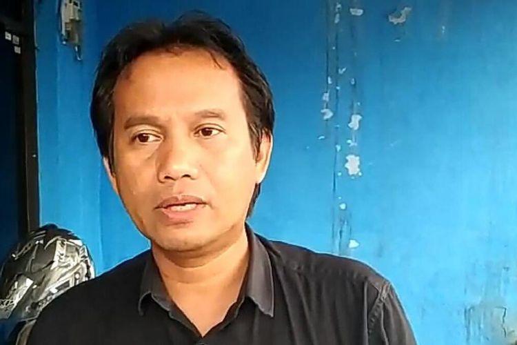 Ketua KPAID Kabupaten Tasikmalaya Ato Rinanto.