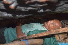 Pria yang 10 Tahun Tinggal di Goa Bersedia Pindah jika Disediakan Tempat Tinggal