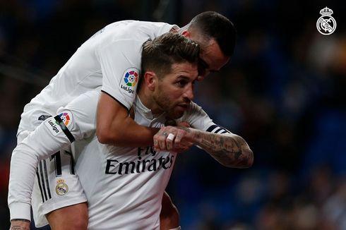 Ajax Vs Real Madrid, Sergio Ramos Akui Sengaja Incar Kartu Kuning