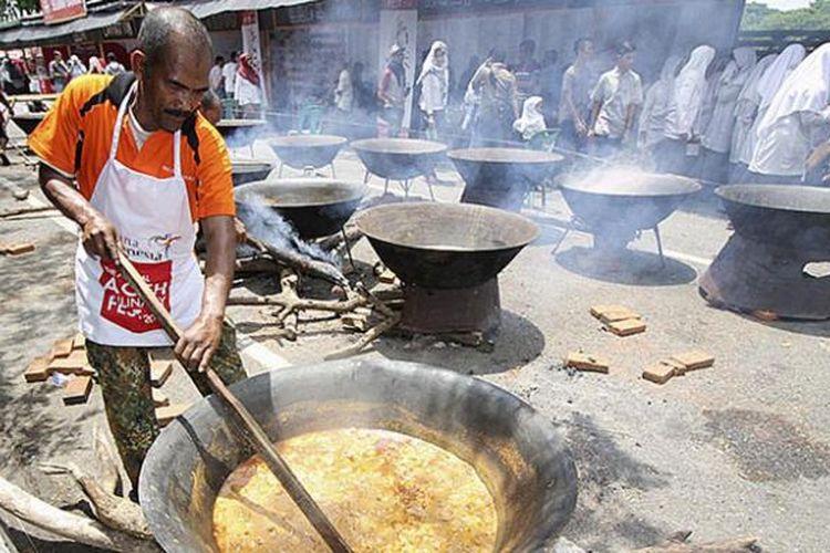 Dorong Wisata Kuliner Aceh Akan Gelar Acf 2019 Halaman All
