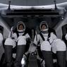 SpaceX Inspiration4, Empat Astronot Sipil Sukses Mengitari Orbit Bumi Selama 3 Hari