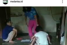 4 Fakta di Balik Video Viral Bocah Diseret dan Dicambuk, Dilaporkan Kakek, Ibu Tiri Jadi Tersangka