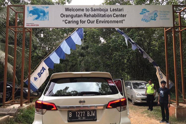 Cerita Livina diikuti sekitar 5 Nissan Livina, menyambangi beberapa tempat dari Balikpapan ke Samarinda.