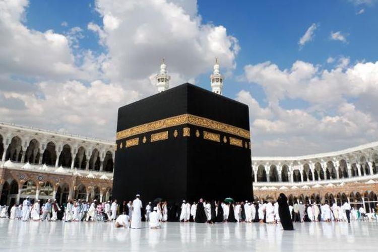 Kabah di Mekkah