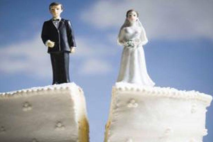 Ada fakta-fakta menarik seputar perceraian