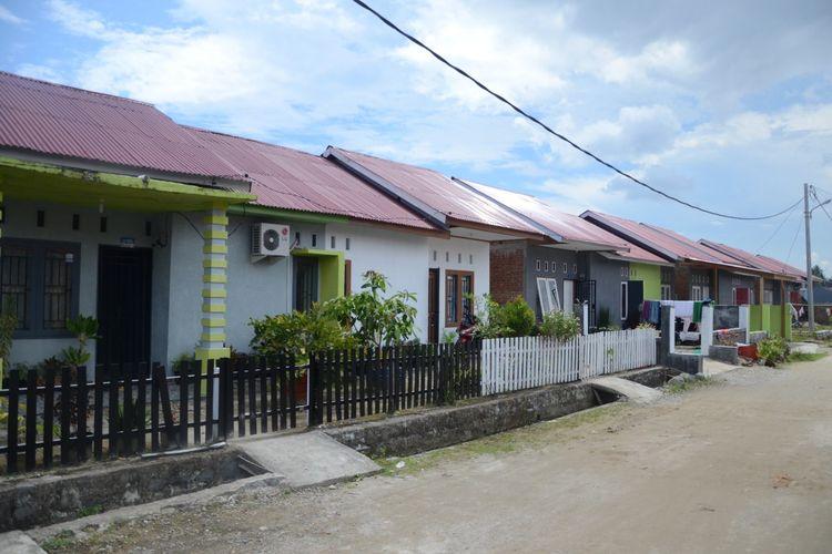 Ilustrasi rumah.