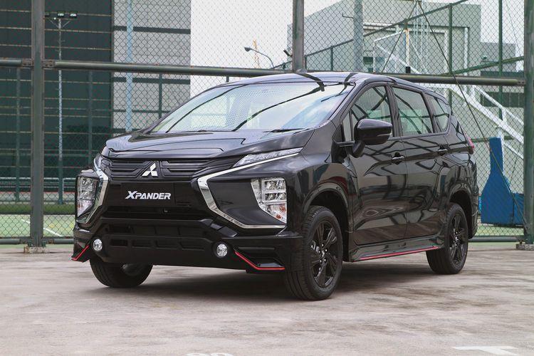Mitsubishi Xpander Black Edition. Pembaruan di tengah pandemi