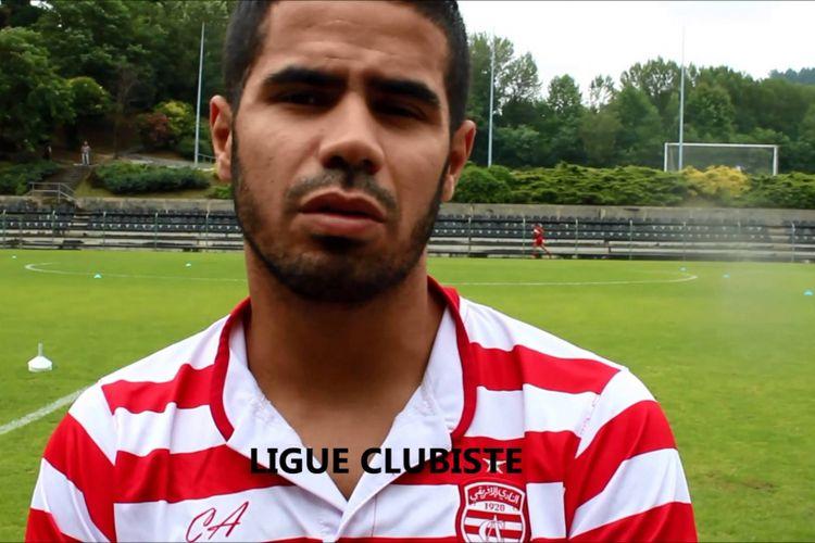 Pemain internasional Tunisia kelahiran Perancis, Tijani Belaid, yang akan menjadi marquee player Sriwijaya FC. Saat ini dia bermain untuk klub Yunani.