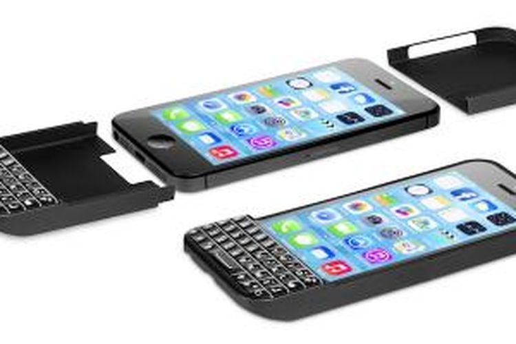 Typo Keyboard untuk ponsel Apple iPhone 5 dan iPhone 5s