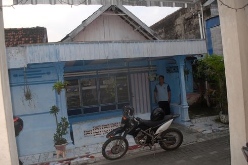 Saat Diamankan Densus 88, Terduga Teroris Grobogan Berteriak