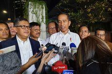Bubarkan TKN, Jokowi Ucapkan Terima Kasih