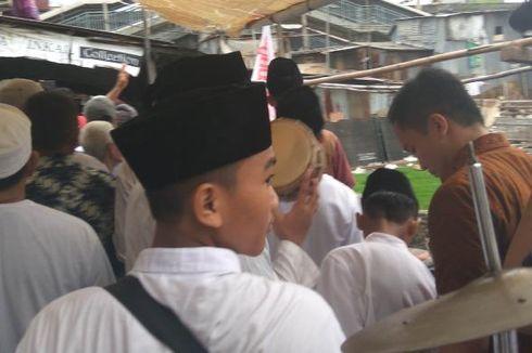 Anak-anak Dilibatkan untuk Sambut Sandiaga di Pademangan Barat