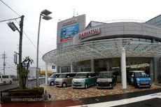 Ini Jurus Diler Terbaik Daihatsu Jepang