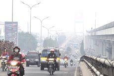 Karhutla Riau Belum Padam, Bantuan Heli