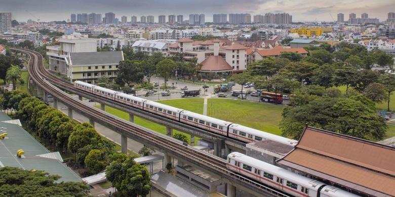 Singapura memiliki Singapore EXPO yang lokasinya berada cukup jauh dari pusat kota, yaitu dekat Bandara Internasional Changi. Namun begitu, peserta tetap dapat menggunakan Mass Rapid Transportation (MRT) untuk bepergian ke pusat kota.