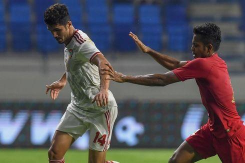 Kalahkan Indonesia 5-0, Pelatih UEA Masih Tak Puas