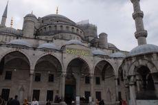 Berita Foto: Masjid Biru nan Syahdu di Istanbul