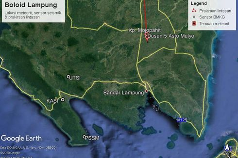 Dusun Tempat Jatuhnya Batu Meteorit Diusulkan Jadi Lokasi Wisata Edukasi