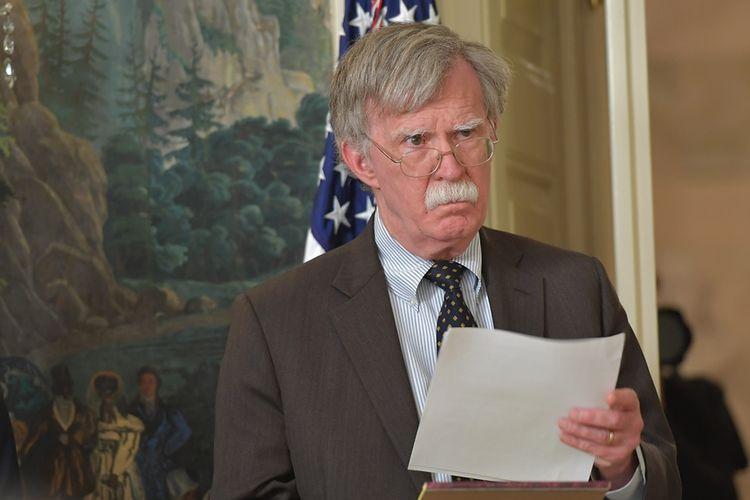 Penasihat Keamanan Nasional AS John Bolton