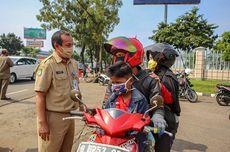 Pelanggaran PSBB Marak, Lalu Lintas Juga Masih Ramai di Kota Tangerang