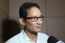 Dukung Guru JIS, Sandiaga Uno Datangi PN Jakarta Selatan