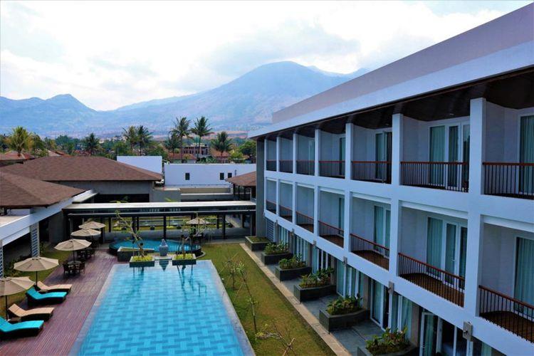 Hotel Santika Garut, Jawa Barat.