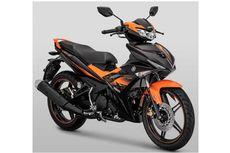 Yamaha Perbarui Bebek MX-King, Harga Naik Rp 1 juta