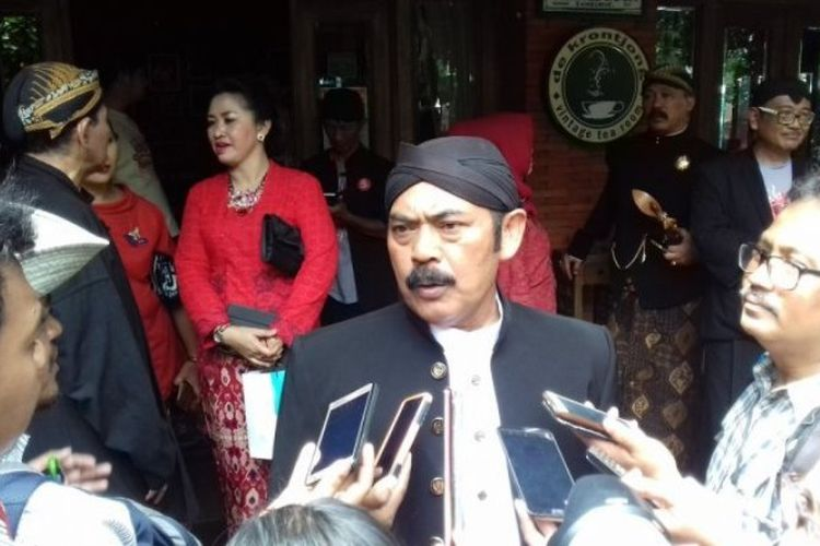 Wali Kota Surakarta FX Hadi Rudyatmo.