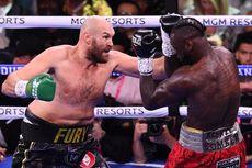 Tyson Fury Usai Tumbangkan KO Deontay Wilder: Jangan Pernah Ragukan Saya...
