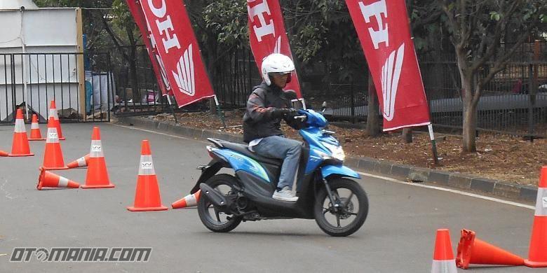 Test ride Honda BeAT HaiDay 2015