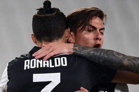 Genoa Vs Juventus, Duet Ronaldo-Dybala Bikin Sarri Senang