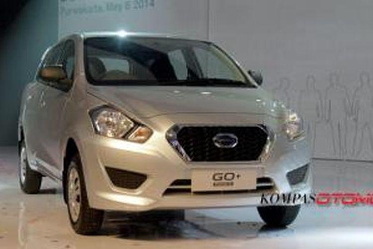Datsun Go Plus Panca akan menjadi punggawa baru PT Nissan Motor Indonesia.