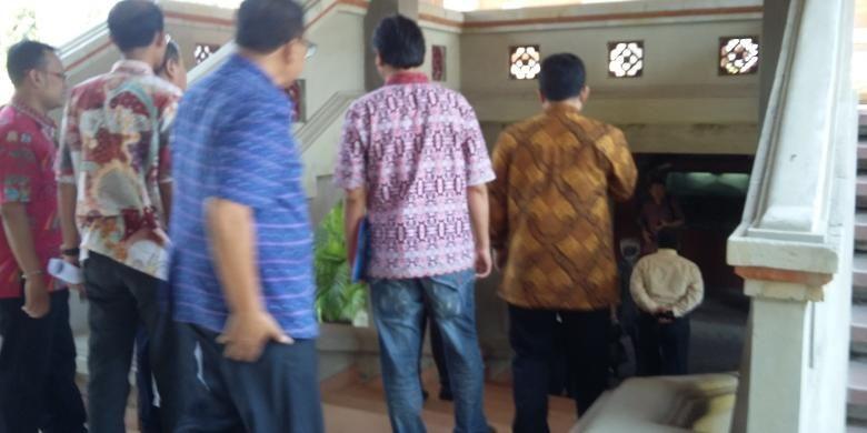 Anggota Komisi D  DPRD DKI Jakarta saat kunker di Bali.
