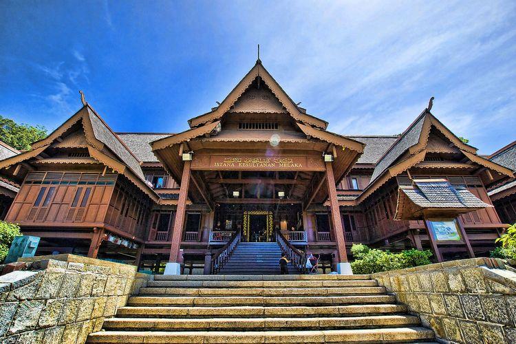 Istana Kesultanan Malaka