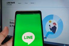 Line Resmi Luncurkan Bank Digital di Indonesia