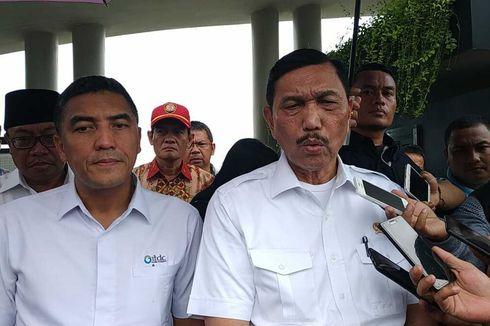 Virus Corona di Indonesia, Luhut: Enggak Terlalu Berdampak ke Investasi